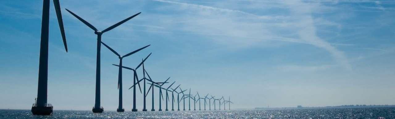 Nieuw windmolenpark boven Schiermonnikoog gefinancierd