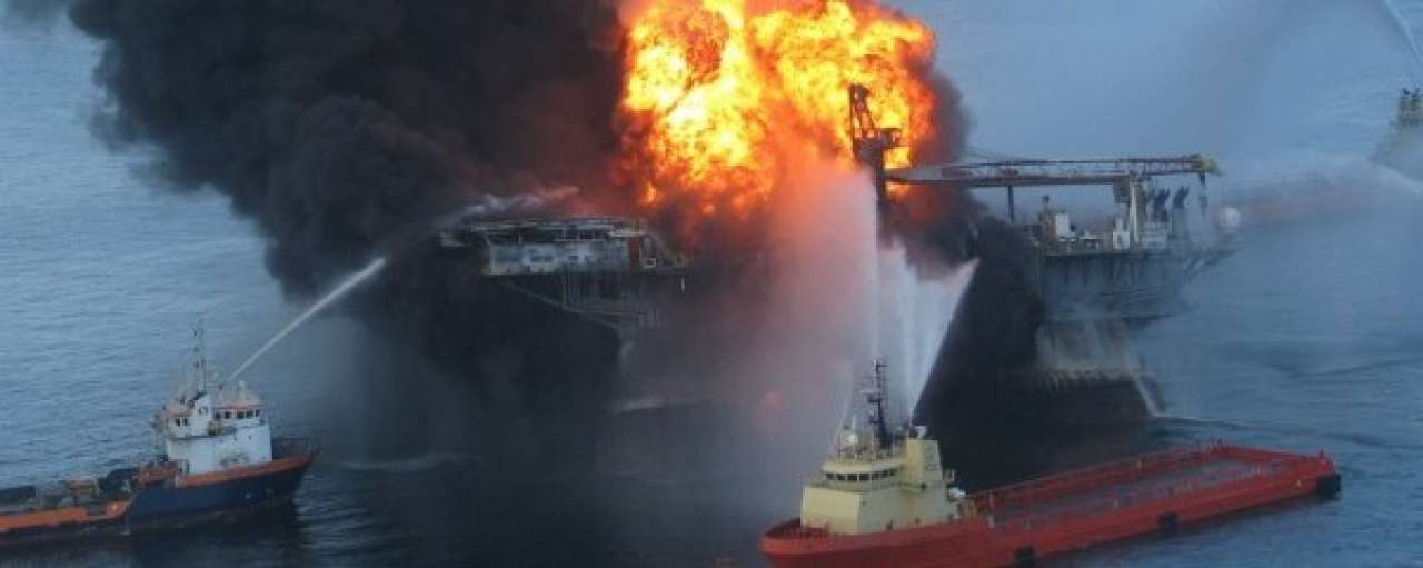 BP krijgt tussenrekening Deepwater Horizon: 31 miljard euro
