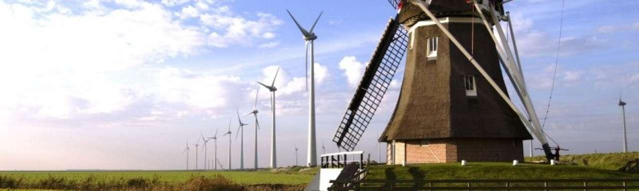 Groningse windmolens leveren tienduizend huishoudens stroom