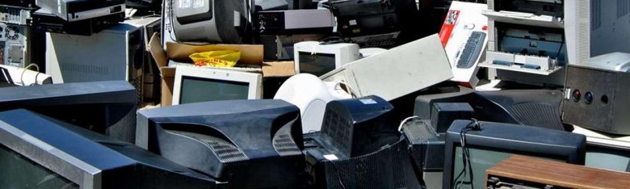 Recyclingbeleid van Nederlands elektronisch afval aangescherpt