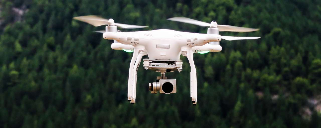duurzame landbouw drones