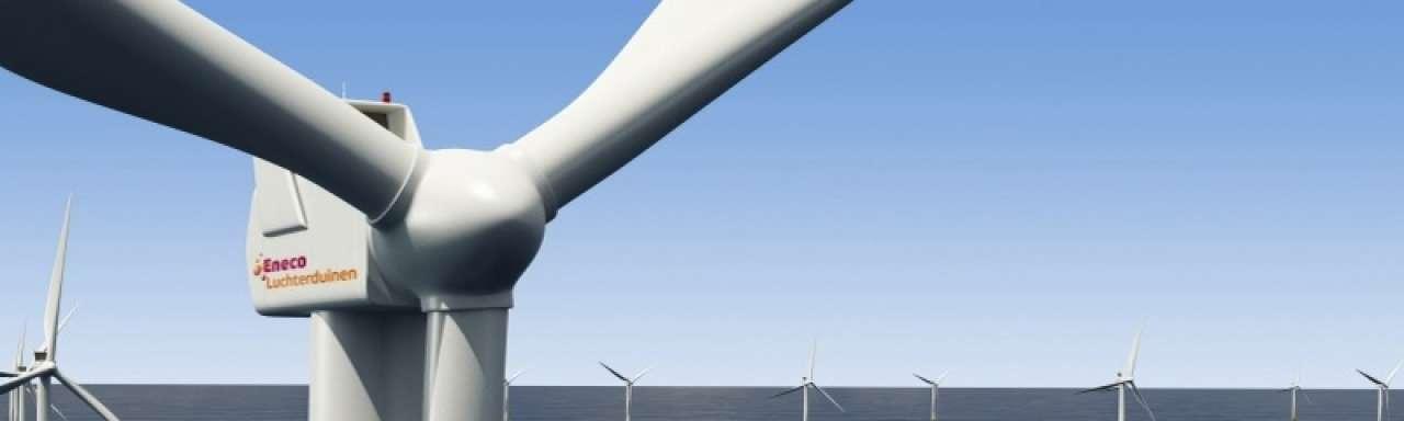 Eneco boekt winst door groene energie en koude winter