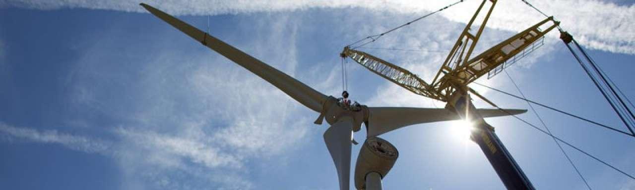Onderhoud offshore windparken kan goedkoper