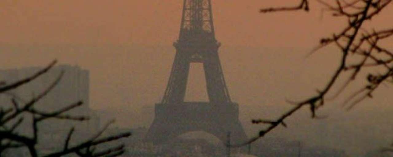 Door zware smog alleen oneven nummerborden in Parijs