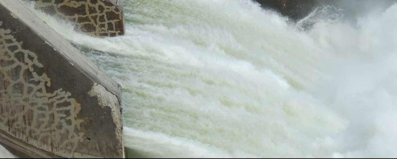 Energiesector schoner maar slurpt water