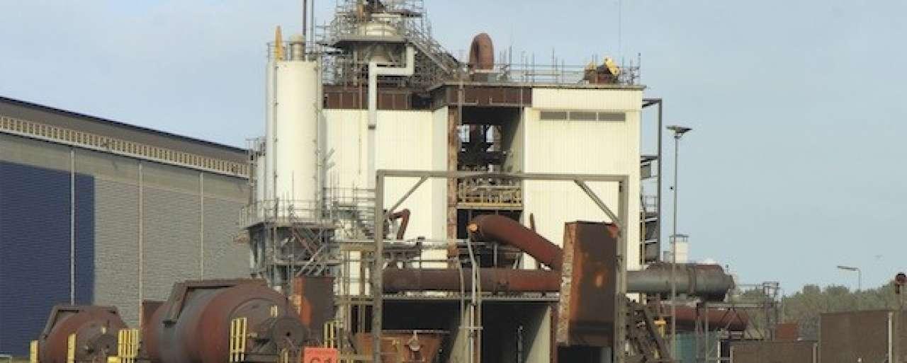 Nieuwe proef Tata Steel met HIsarna ruwijzerproductie