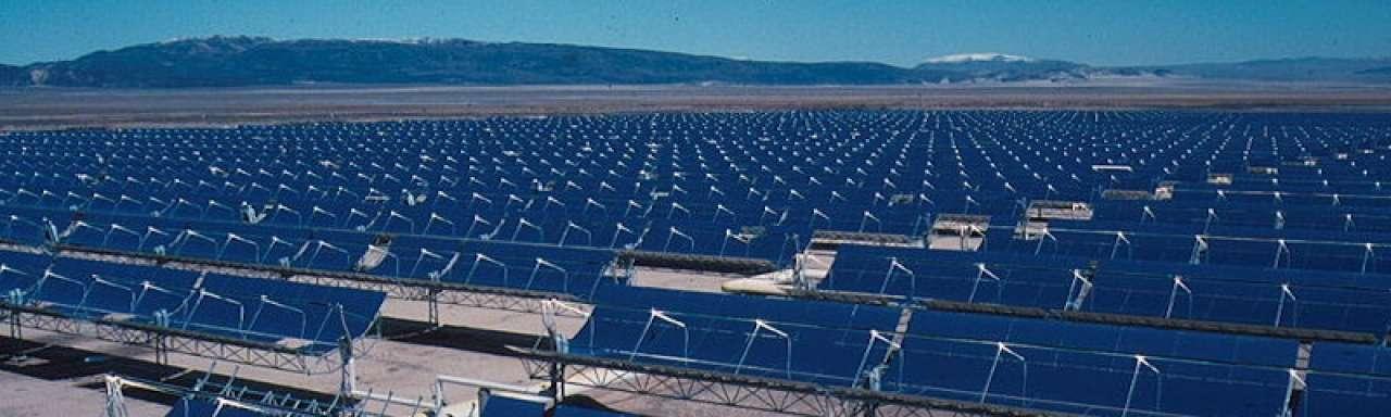 Zonne-energie streeft wind voorbij in 2013