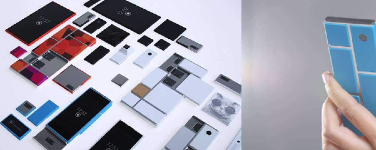 Google presenteert prototype Phoneblok