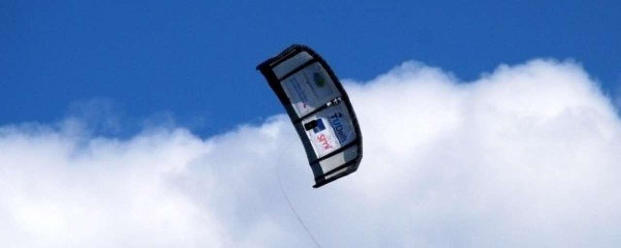 Vliegeren voor windenergie