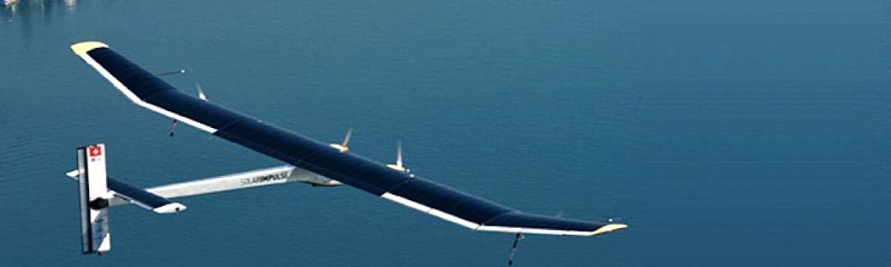 Zwitsers tonen opvolger zonnevliegtuig