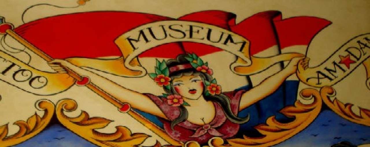 Het tattoomuseum: bijna net zo duurzaam als een tattoo zelf