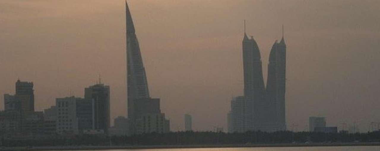 Toren WTC Bahrain wijst verkeerde kant op