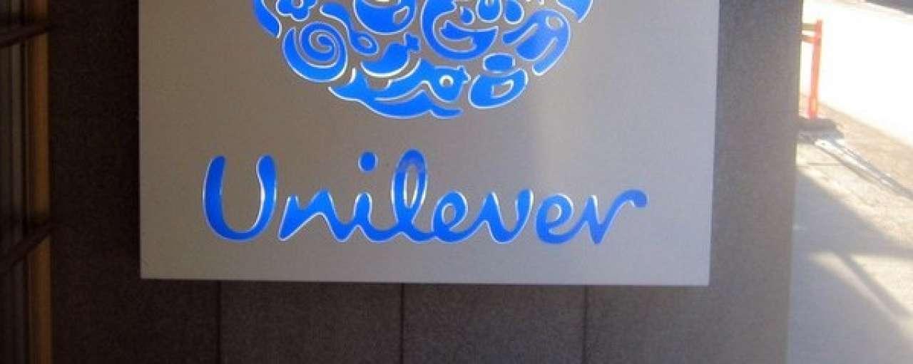 Duurzaamheidsplan Unilever vordert gestaag