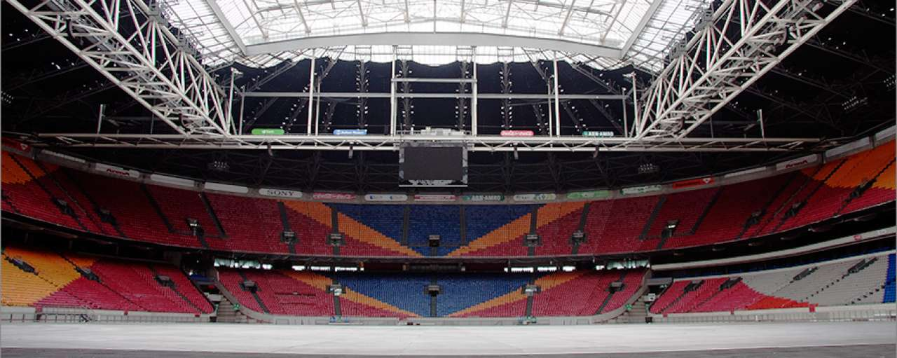 Amsterdam Arena duurzaam innovatie energie Internet of Things