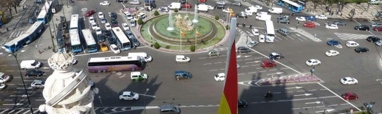 Parkeren in Madrid duurder voor benzineslurpers