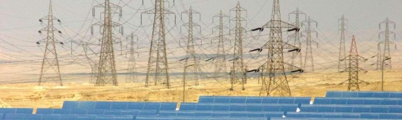 Egypte investeert opnieuw in zonne-energie