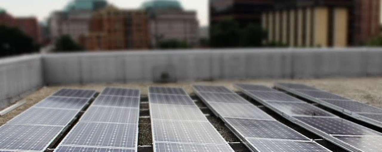 Top 10 zonneprojecten van eigen bodem