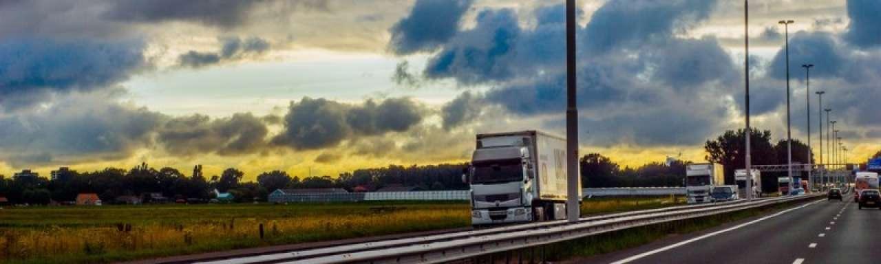TNO test vrachtwagens zonder chauffeur
