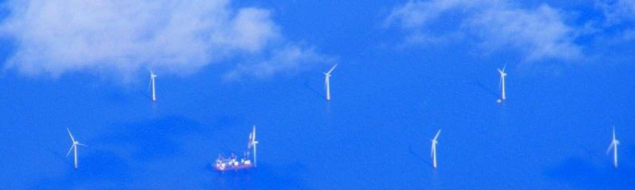 Bedrijven zien toekomst in offshore windenergie