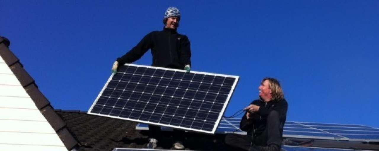 IJburgspringplank naar EU voor Amerikaanse zonnereus