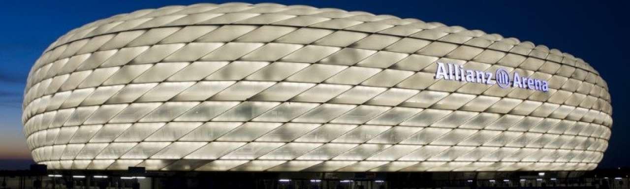 Bayern München en Philips verbouwen 'lichttempel'