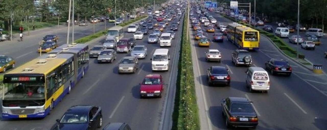 China haalt 5 miljoen vervuilende auto's van de weg