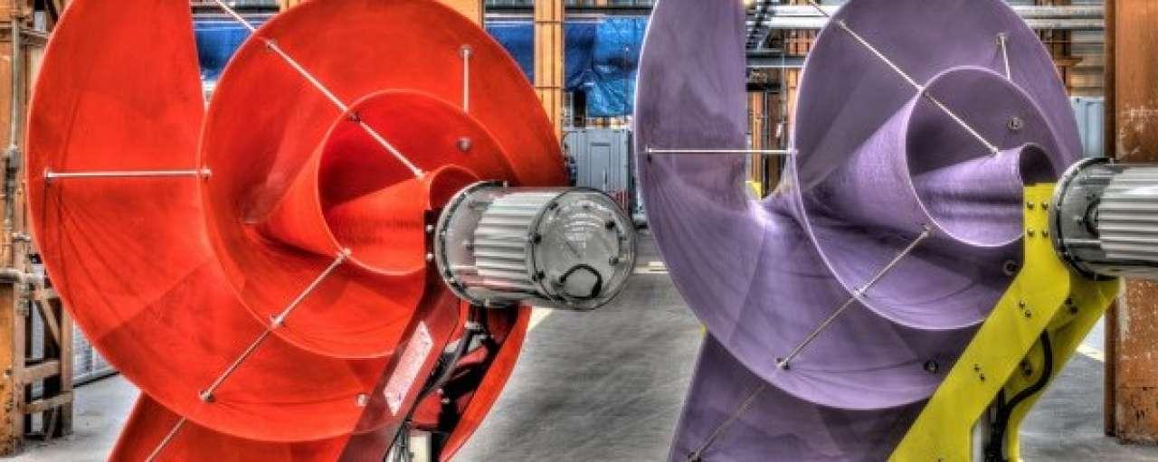 Mini-windmolen krijgt facelift