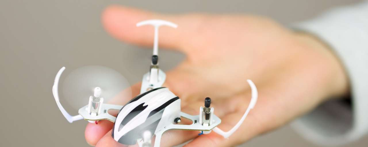 duurzame drone landbouw
