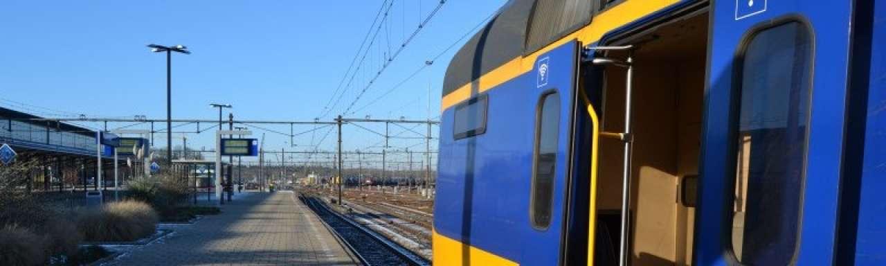 Treinen efficiënter dankzij smart grid
