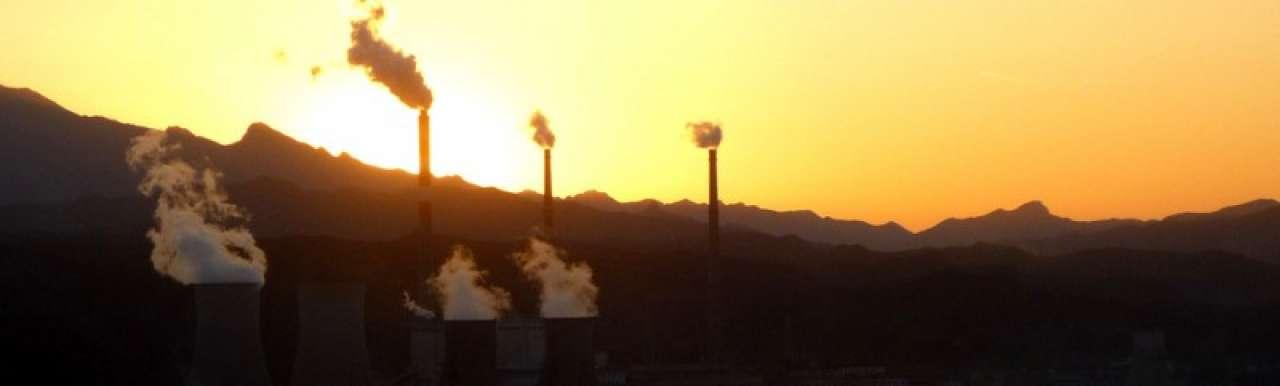 China legt zichzelf mogelijk CO2-limiet op