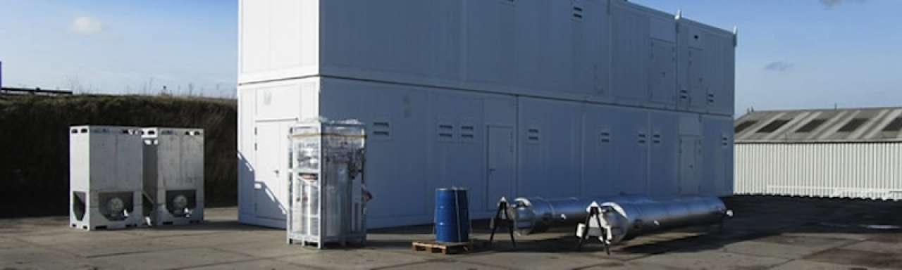 Drenthe heeft primeur vloeibaar biogas