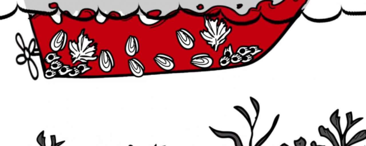 Anti-mosselfolie topinnovatie van 2014