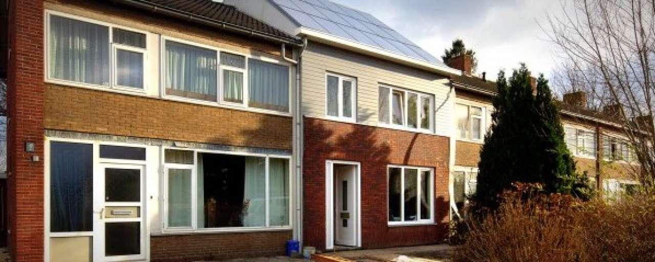 Nederland exporteert energieneutrale woningen