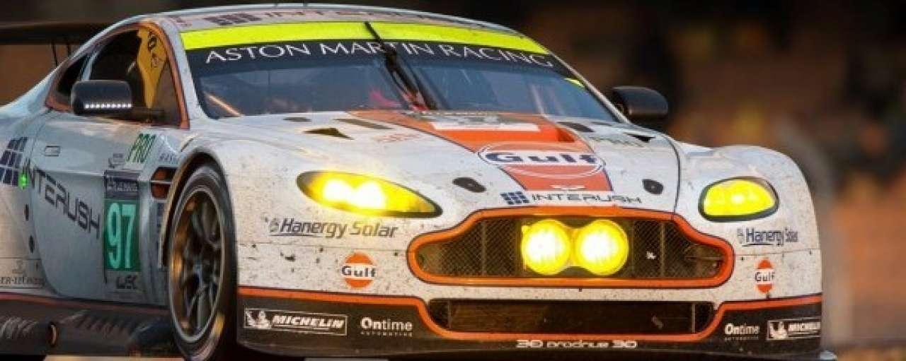 Aston Martin koelt raceauto's met zonne-energie