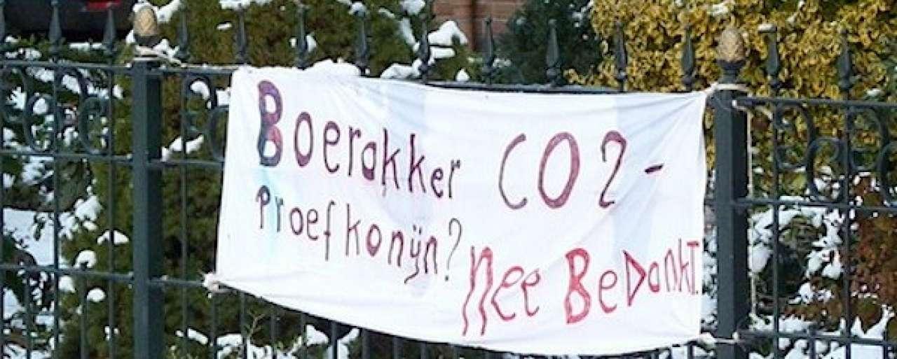 'Groene energie beter dan CO2-opslag'