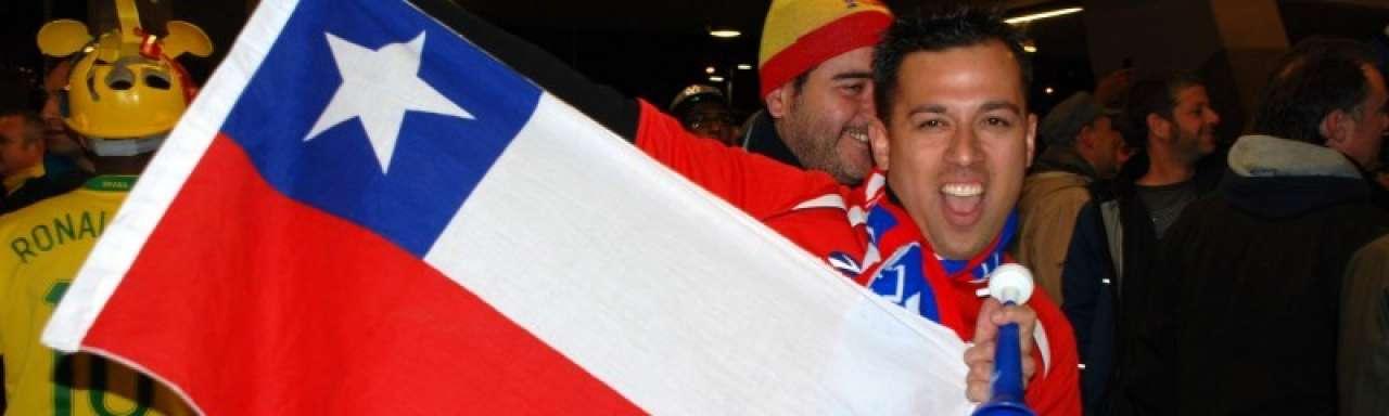 BBQ-verbod voor Chili tijdens WK-voetbal
