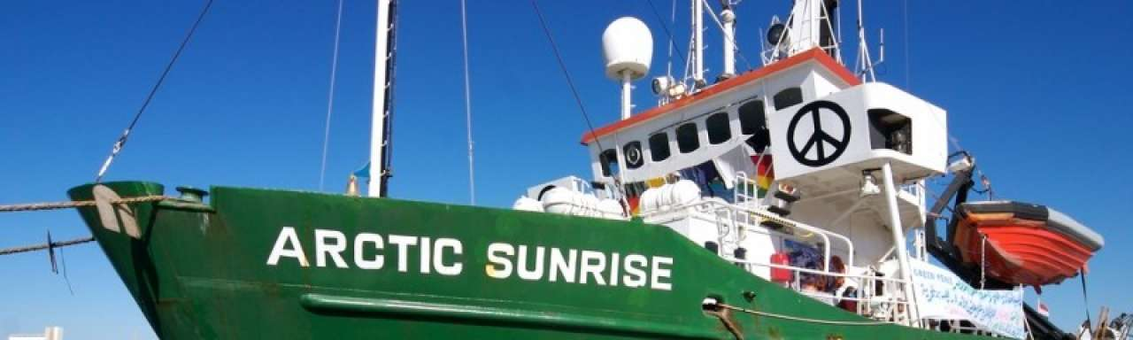 Greenpeace-directeur neemt leiding Shell over