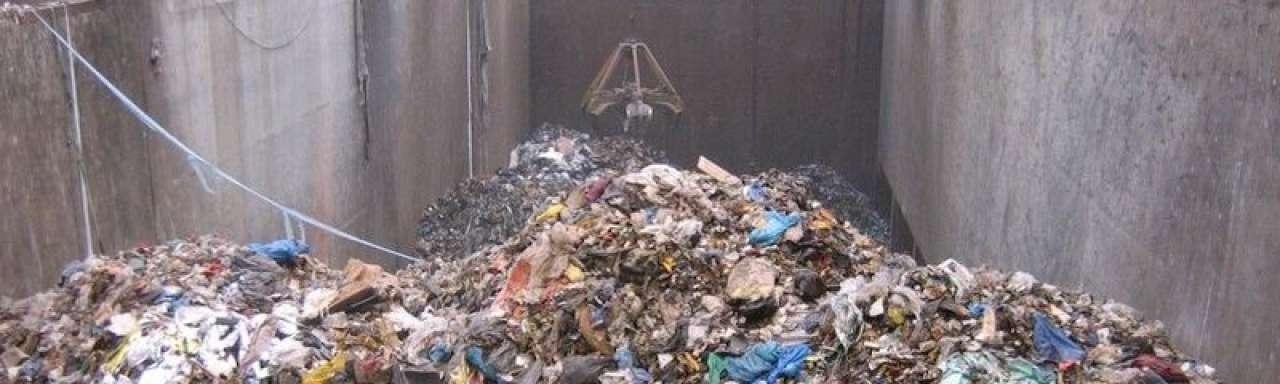 Belasting ook voor verbranden van afval