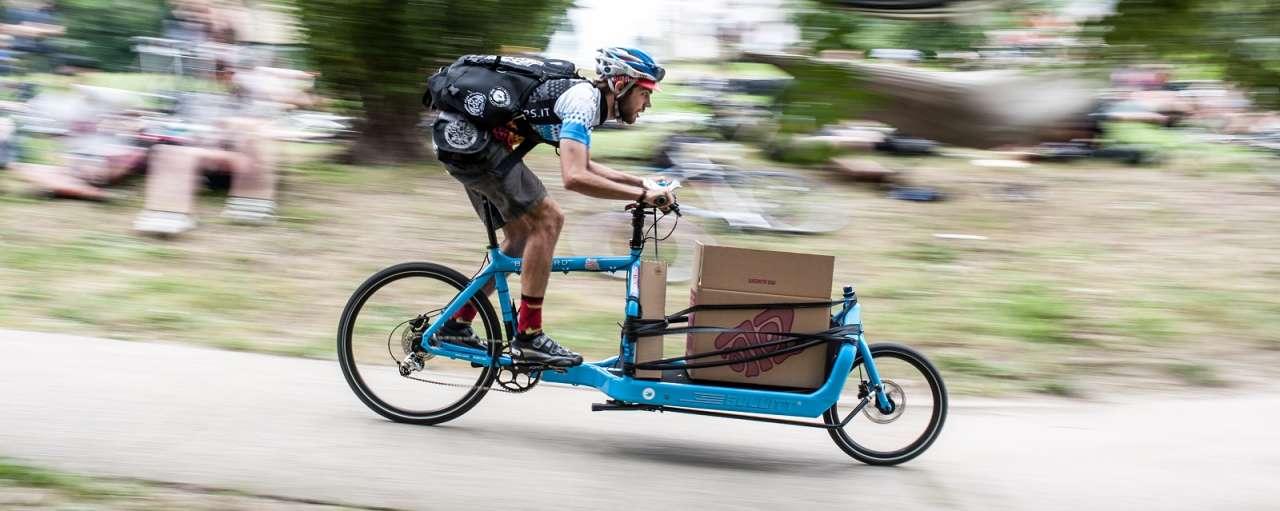 fietskoeriers thuiszorg
