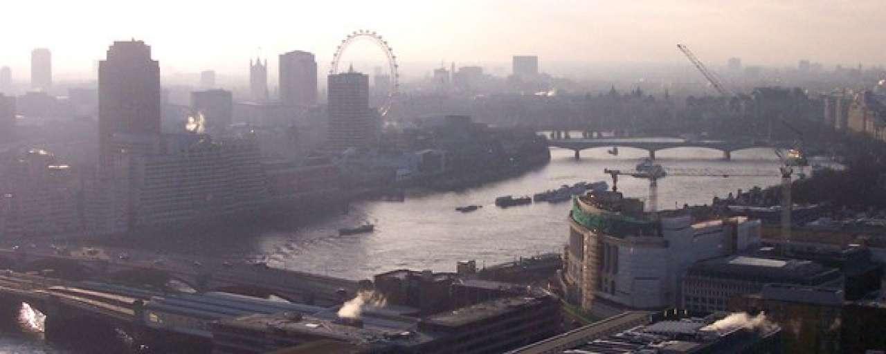 Londense lucht pas schoon na 2030