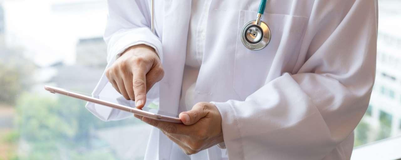e-health darmaandoening