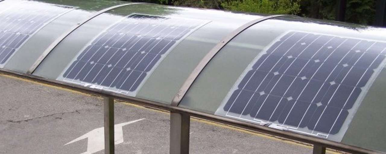 In jurken en bomen: toepassing zonne-energie neemt toe