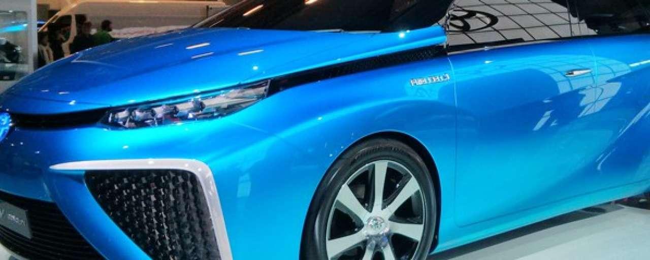 Japan legt duizenden euro's bij op waterstofauto