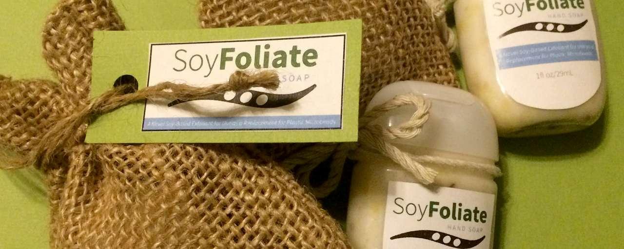 SoyFoliate