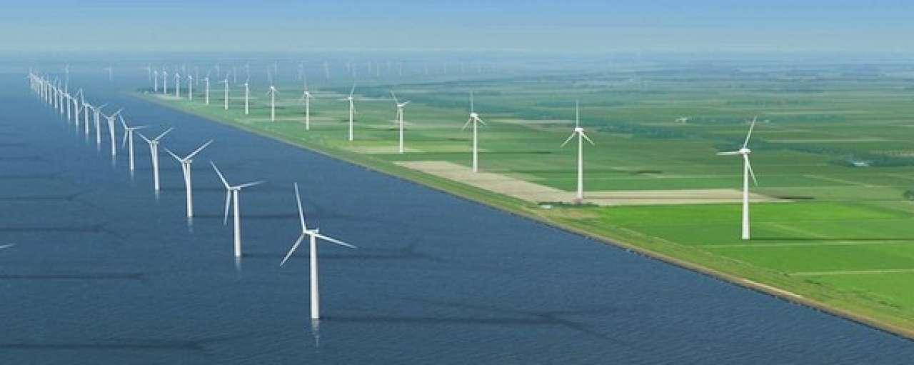 320 miljoen voor windpark IJsselmeer