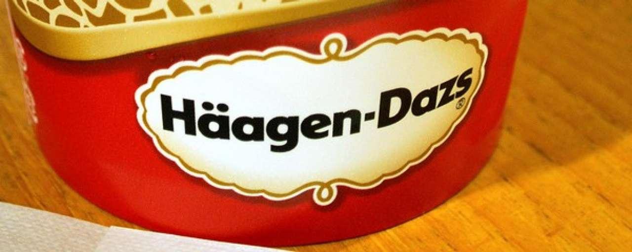 Fabrikant Häagen-Dazs-ijs maakt groene inhaalslag