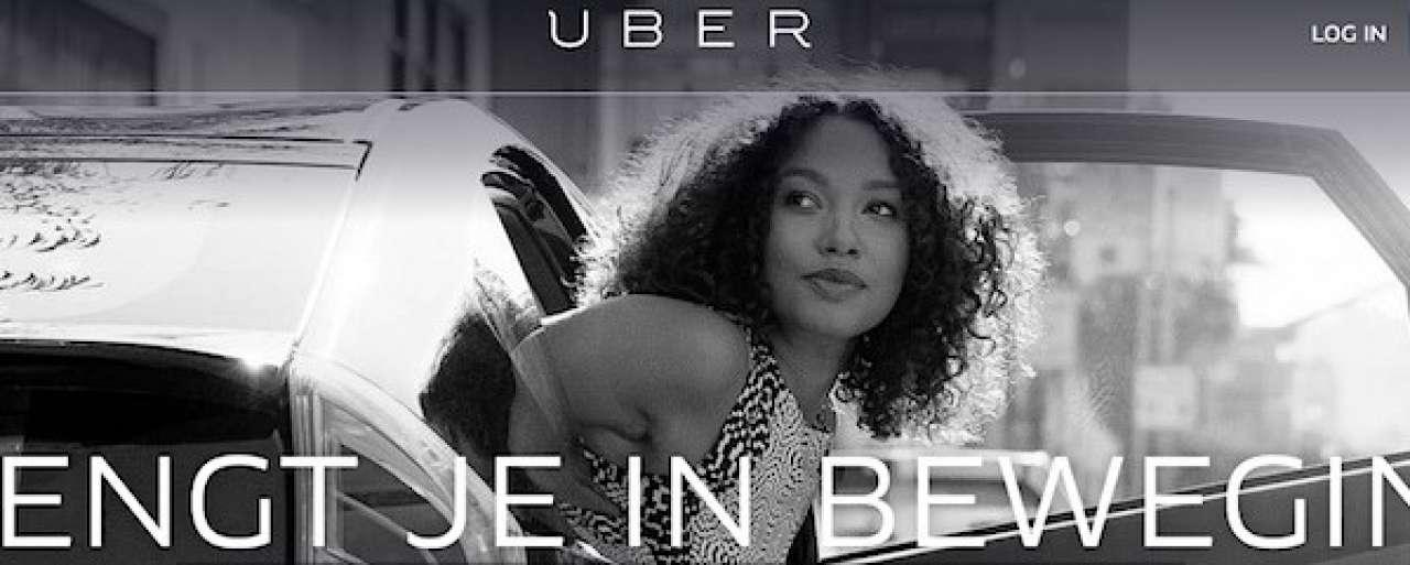 Rumoer over autodeeldienst UberPop