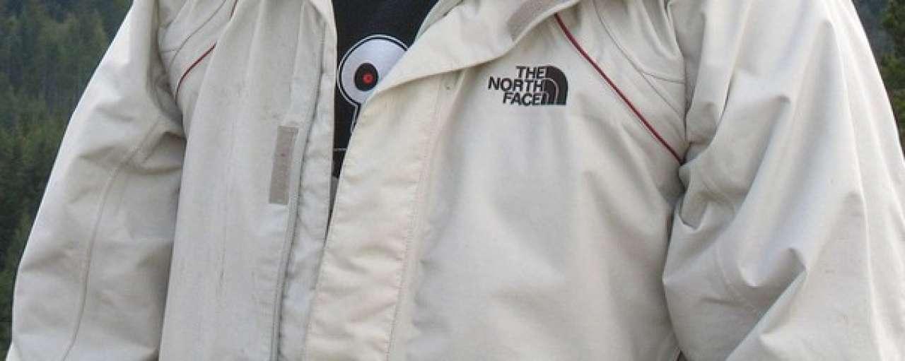 The North Face zet in op kleding uit plastic flessen