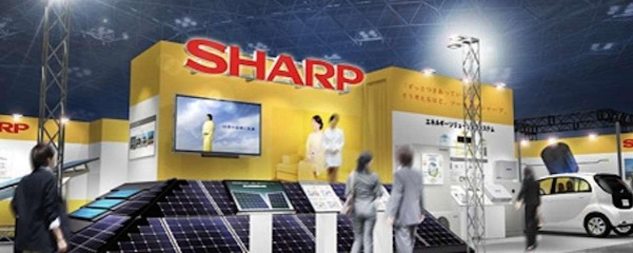 Sharp investeert in energieopslag