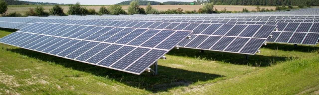 Nederlands bedrijf koopt Duits zonnepark